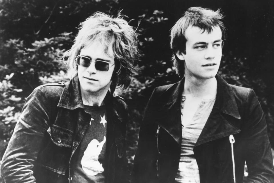 Elton John & Bernie Taupin